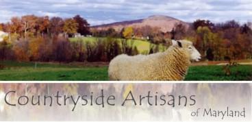 Countryside Artisans of Maryland logo