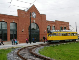 National Capital Trolley Museum logo