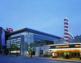 AFI Silver Theatre and Cultural Center logo