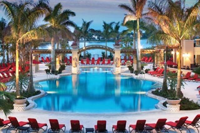 Florida Golf Resorts Spas The Palm