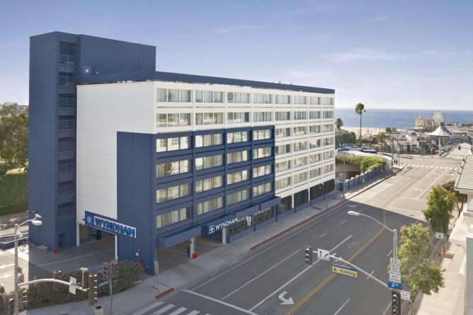 Wyndham Santa Monica - At The Pier