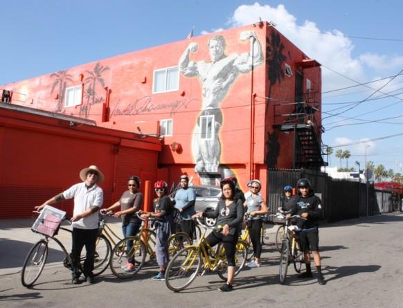 Legends Beach Bike Tour