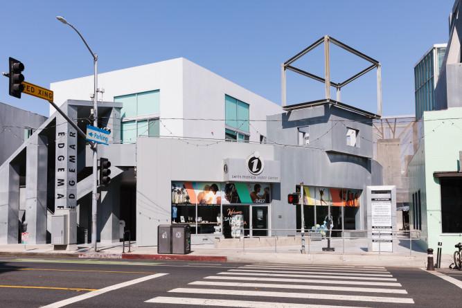 Santa Monica Walk-In Visitor Information Center