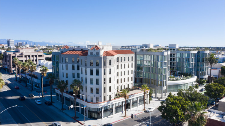 Santa Monica Proper Hotel