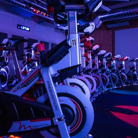 Vie2 Indoor Cycling Studio