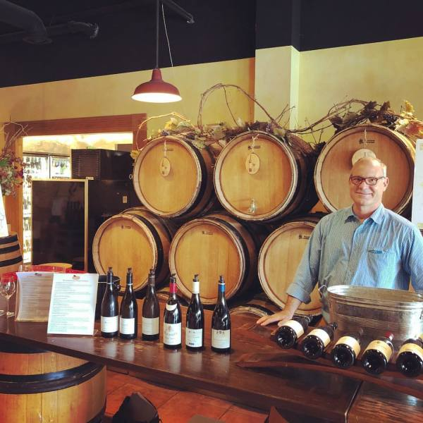 Visit Annapolis Wine Cellars Of