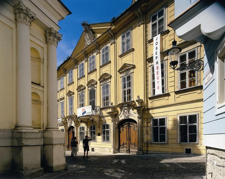 City Gallery of Bratislava - Mirbach Palace exposition