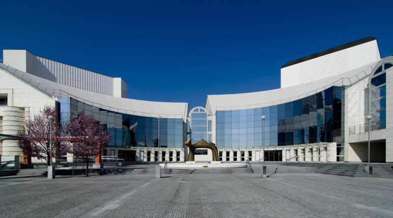Slovak National Theatre - New building