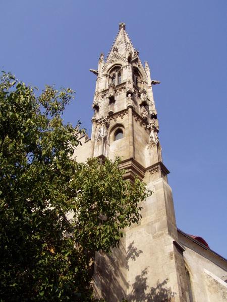 Klarisky church