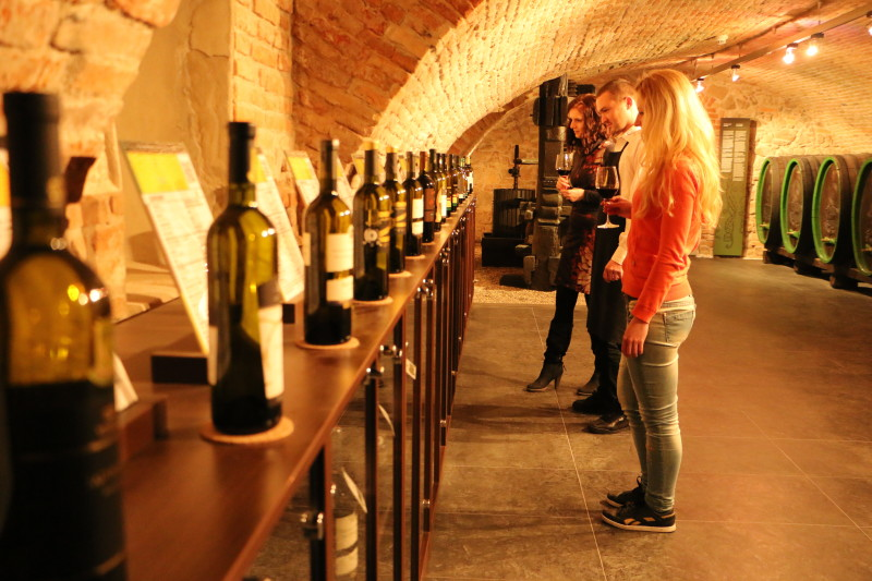 The Slovak National Collection of Wine