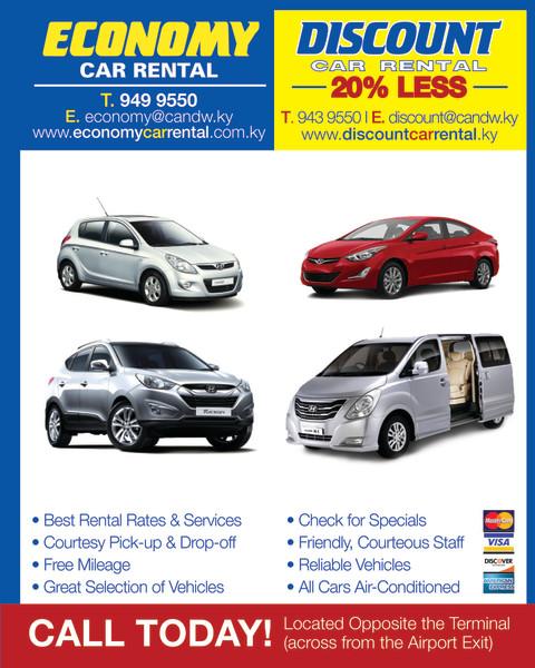 Discount Car Rental Ltd