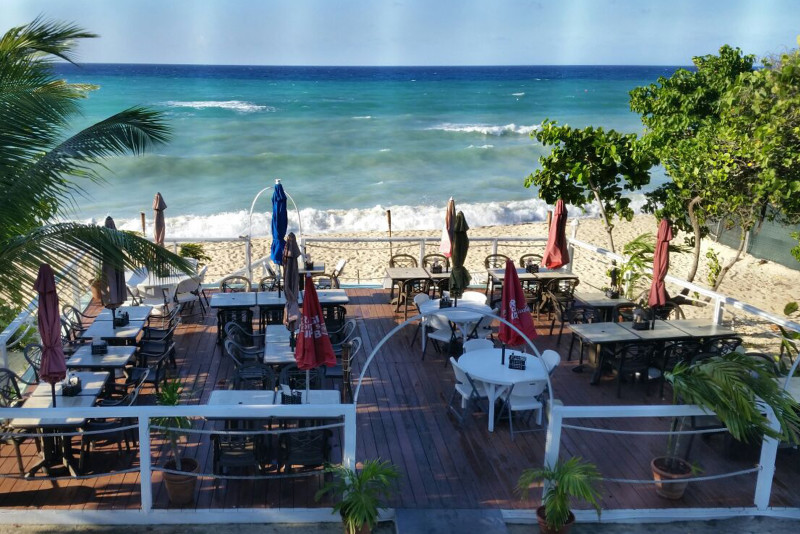 Alfresco Restaurant Grand Cayman