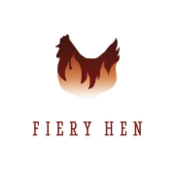 Fiery Hen