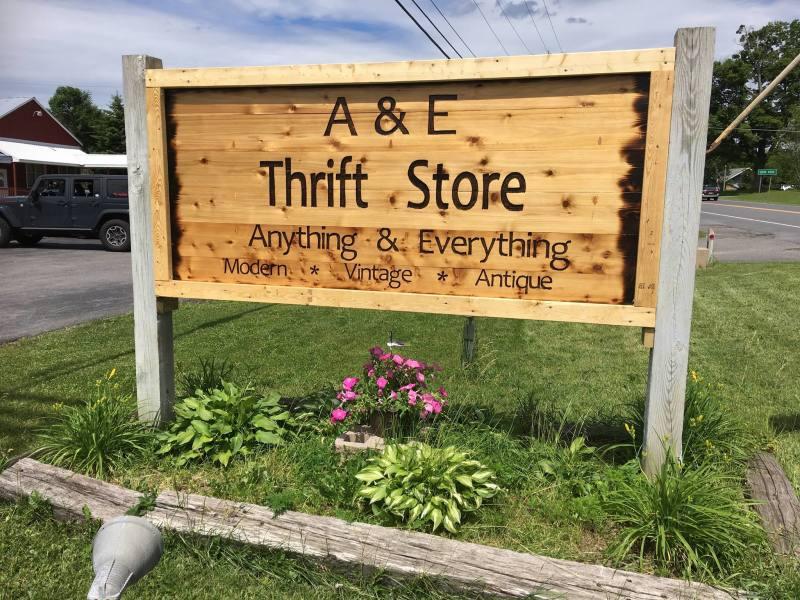 A&E Thrift Store