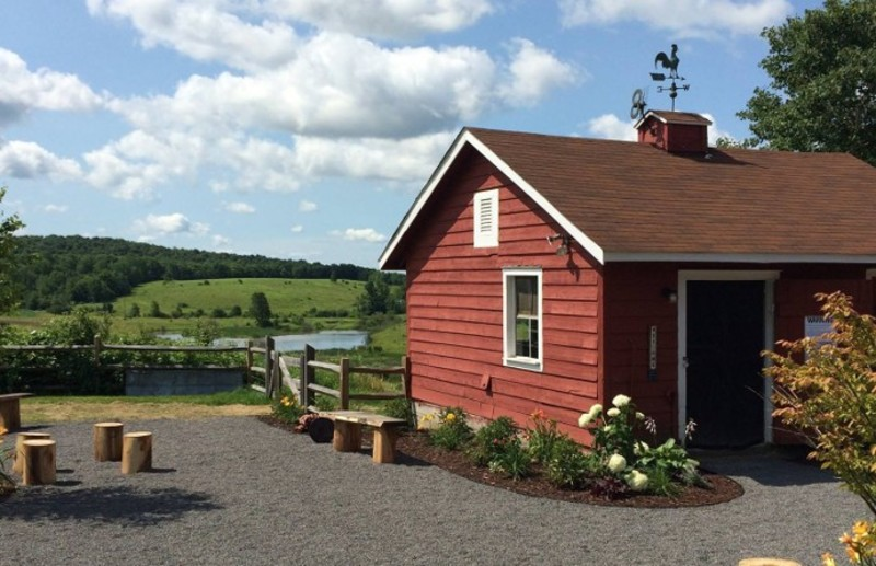 Cherry Valley Brewery and Tasting Room (Branch of Red Shed Brewery in Cooperstown)