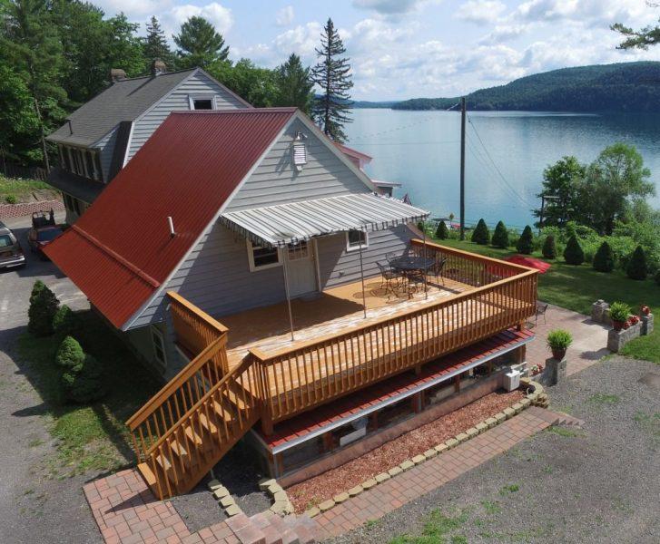 Cobblescote on the Lake - Otsego Lake Inn and Resort