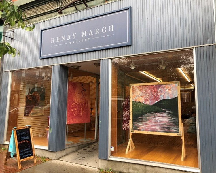 Henry March Gallery