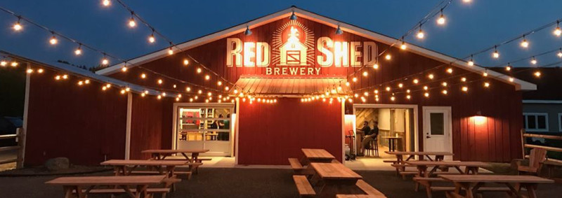 Red Shed Brewery Cooperstown Tap Room