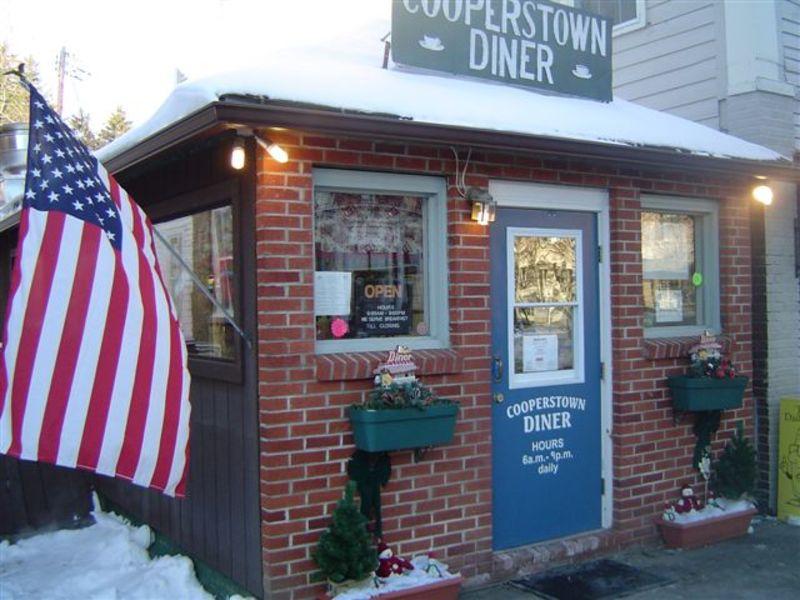 Cooperstown Diner