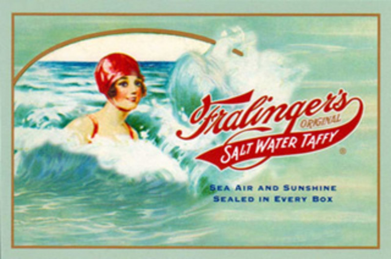 James' Candy and Fralinger's Salt Water Taffy - Explore