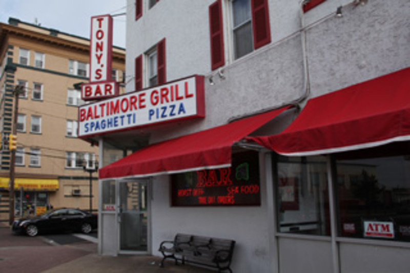 Tony's Baltimore Grill