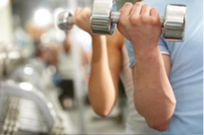 Fitness Center at Harrah's Resort