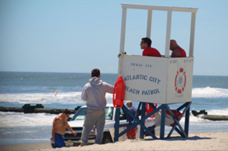 Atlantic City Beach Patrol