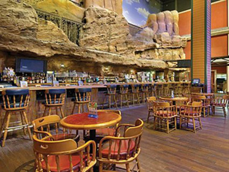 Mountain Bar @ The Wild Wild West