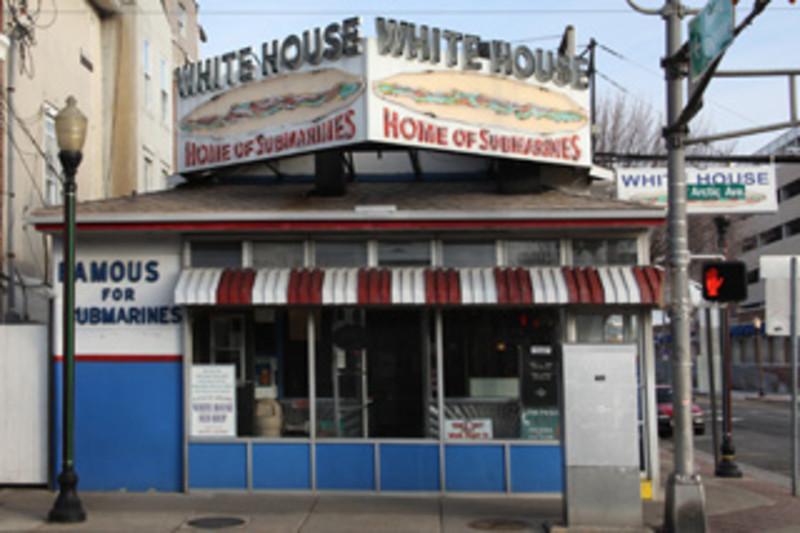 White House Sub Shop