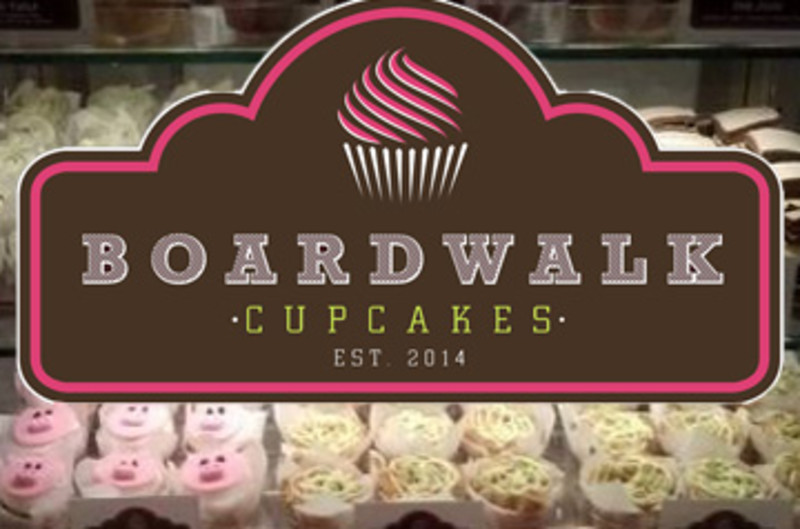 Boardwalk Cupcakes