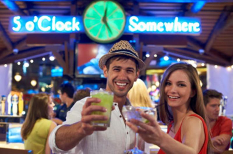5 o'Clock Somewhere Bar