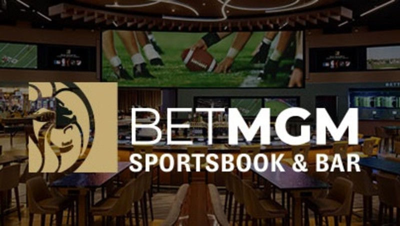 BetMGM Sportsbook & Bar