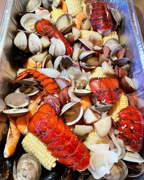 PJ Buckets Seafood