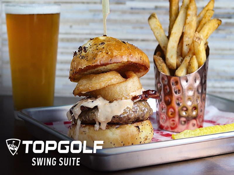Topgolf Swing Suite