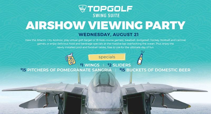 Topgolf Swing Suite