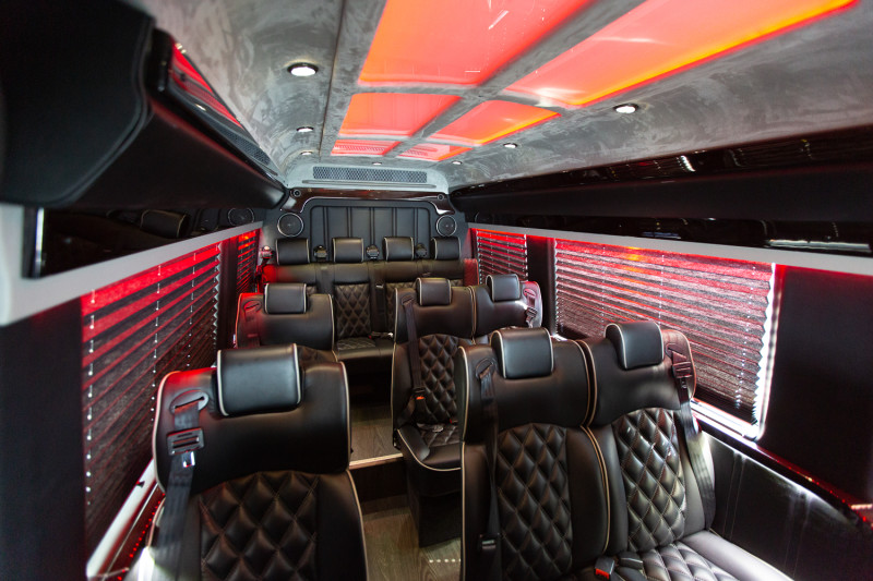 Geiger's Limousine & Transportation