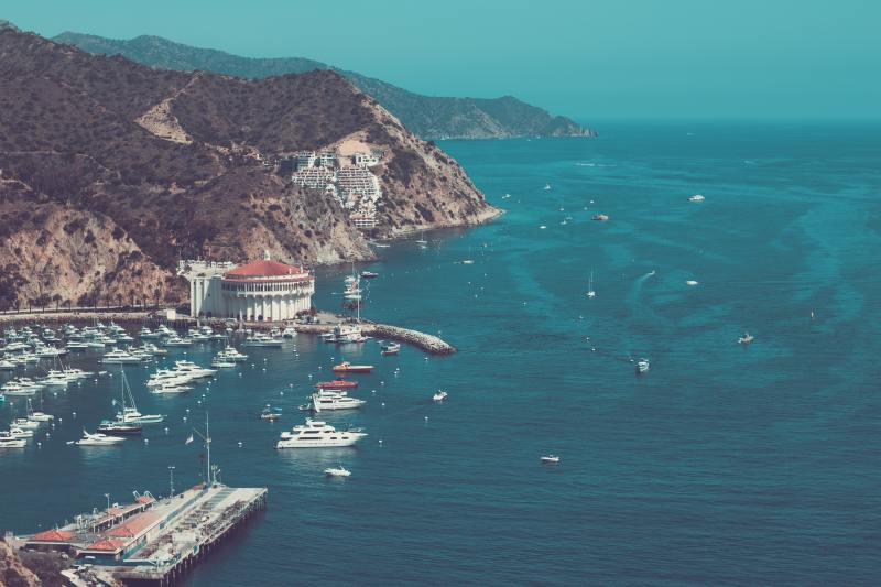 Catalina Express Package
