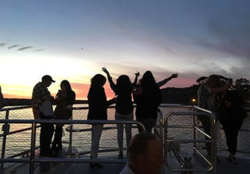 Evening Wine Cruise + Extra Tasting & Welcome Gift PROMO Code: VisitDP