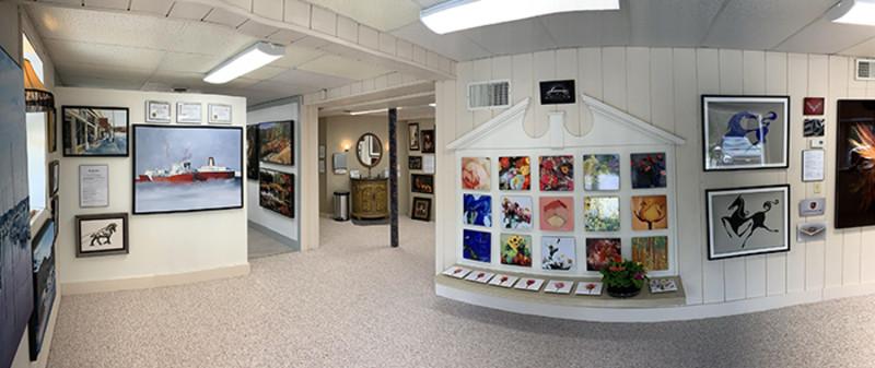 Door County Arts Guild Gallery (1)