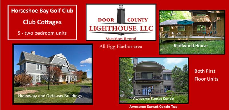 Door County Lighthouse Vacation Rentals