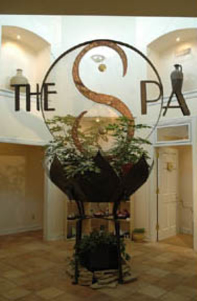 SPA at Sacred Grounds, The