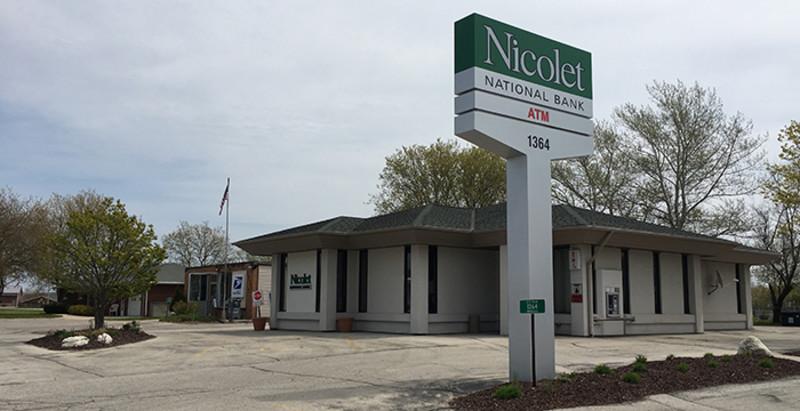 Nicolet National Bank - Brussels