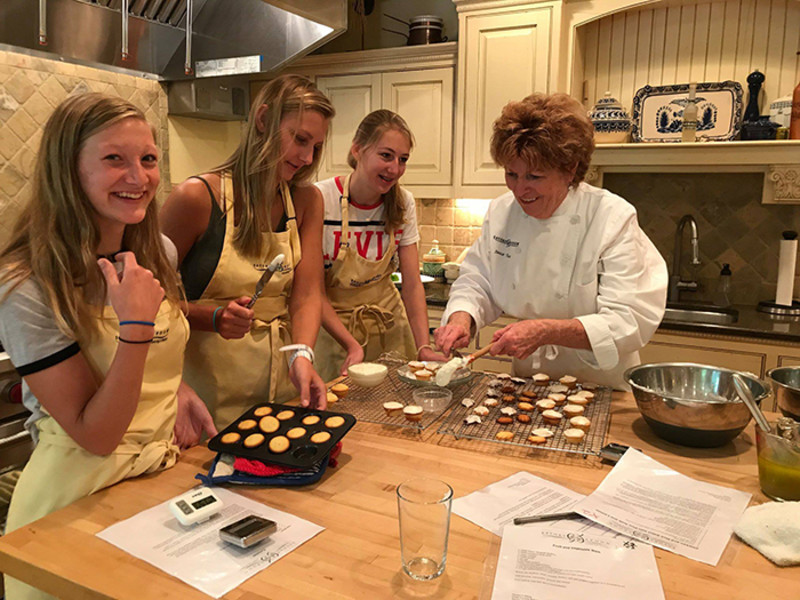 Savory Spoon Cooking School