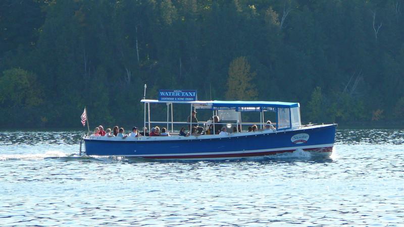 Shoreline Scenic Cruises-Sister Bay