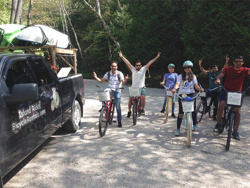 Island Rides Bicycle Rentals