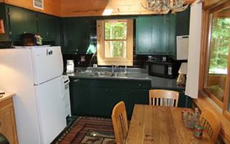 Door County Cabin in the Woods