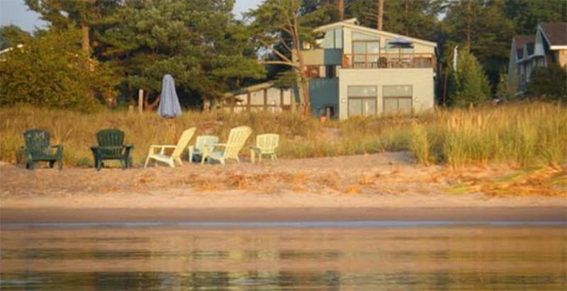Whitefish Bay Lake House