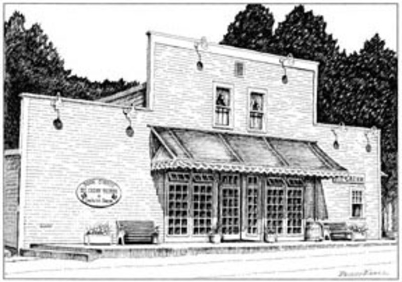Door County Ice Cream Factory (1)