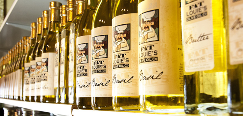 Fat Louie's Olive Oil Company
