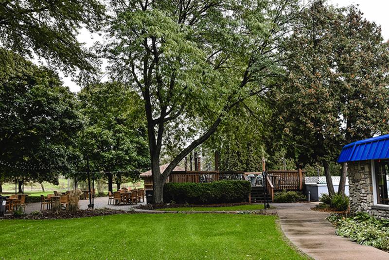 Lodge at Leathem Smith (1)